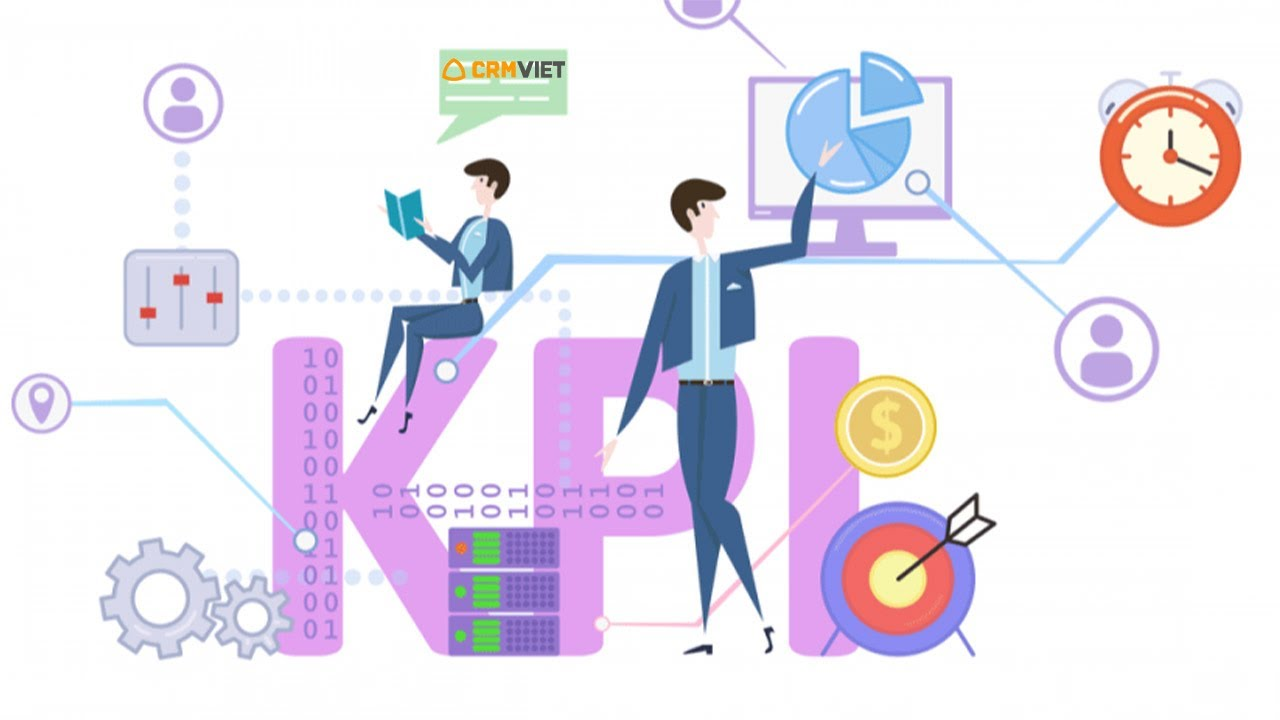 KPI Marketing là gì - các chỉ số KPI trong Marketing - CRMVIET