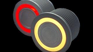 Пьезокнопки -тест на герметичность(Преимущества пьезокнопок: 1. Полная герметичность — кнопочные выключатели имеют степень защиты IP68, (цель..., 2014-10-16T10:06:23.000Z)