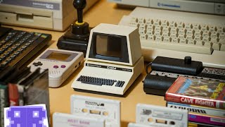 mini Commodore PET! + A brief history of PETs!