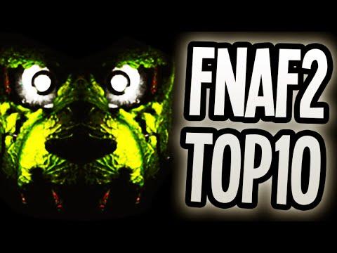 TOP 10 TAJEMNIC Z FIVE NIGHTS AT FREDDY
