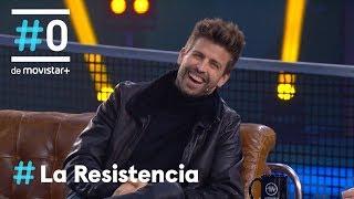 LA RESISTENCIA - Entrevista a Gerard Piqué en la Caja Mágica   #LaResistencia 13.11.2019
