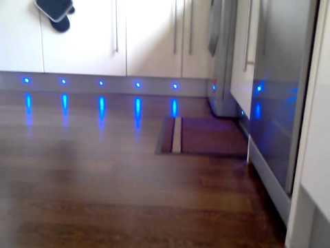 hqdefault led plinth lights in kitchen youtube how to wire plinth lights diagram at gsmportal.co