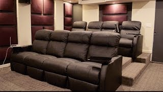 Ultimate Home Theater Tour!
