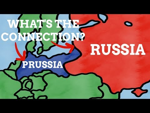 Why Did Russia & Prussia Have Such Similar Names?