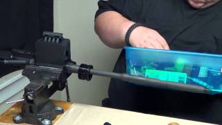 Accessorizing your Ar Part 5: How To Install A Free Float Quad Rail