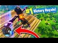 What Happens When You PORT-A-FORT At *MAX* HEIGHT In Fortnite Battle Royale