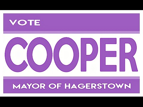 Rachel Cooper Running For Mayor Of Hagerstown