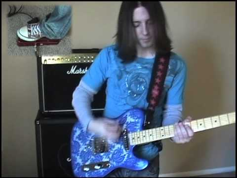 "Blaze Playing ""Water"" (Brad Paisley Cover With Lyrics)"