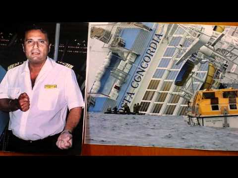 Exclusive English Audio of Capt Schettino