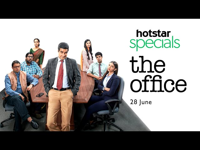 The Office - Official Trailer | Hotstar Specials