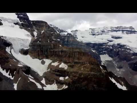Geology: Channel cuts- Canadian Rockies