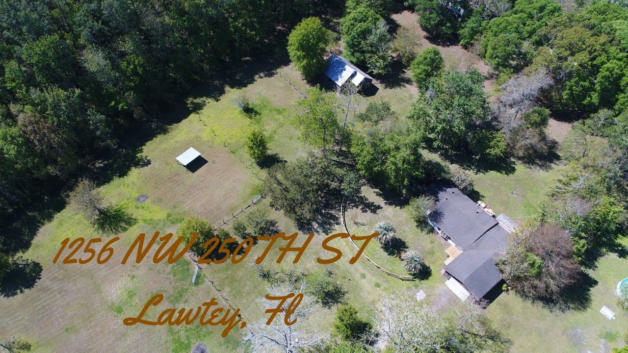 1256 NW 250th ST Lawtey, FL