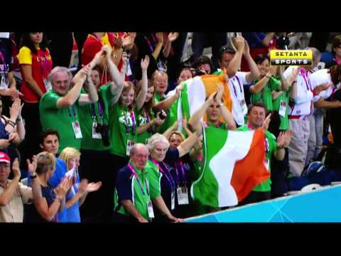 Paralympics 2012 - Irish Highlights