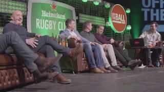 Alan Quinlan finally reveals the identity of Munster39s Mr X  OTBHRC