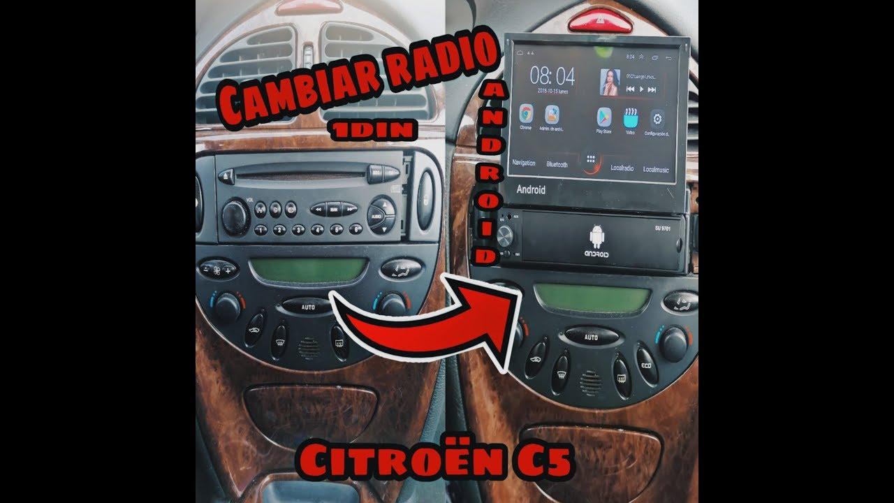 Como Cambiar Radio De Serie A Android En 5 Minutos Fácil Hazlo Tú Mismo Youtube