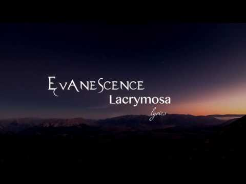 Evanescence - Lacrymosa (Synthesis) lyrics