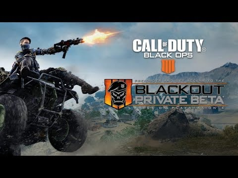 Call of Duty: Black Ops 4 BLACKOUT | Battle Royale Gameplay [4K]