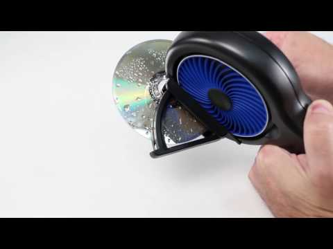 SkipDr DVD, CD, and Video Game Disc Repair System - Digital Innovations