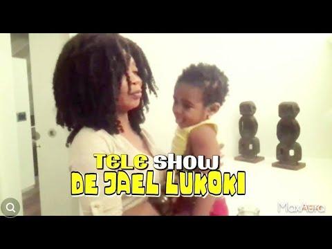 Télé Show Jael Alakisi Muana Na Yé Na  Ndaku Ya Champagne Overdose Grand Sr Na Yé Ba Jaloux Ba Sili