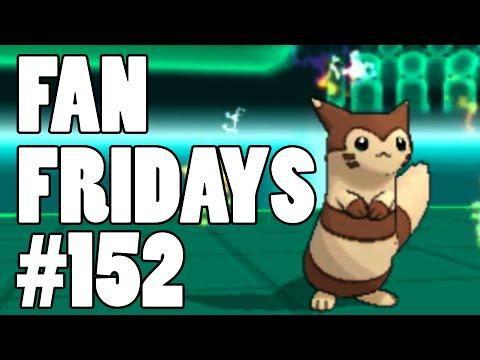 Wi-fi Battle Showcase! Leaf - Fan Friday #152 Ferret Fun