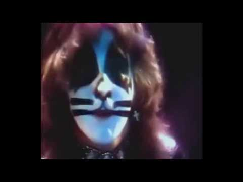 KISS - Peter Criss - Tears Video