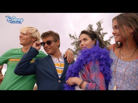 Teen Beach 2 - Silver Screen Song - Official Disney Channel UK HD