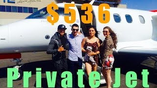 Private Jet Las Vegas to San Diego ONLY $500