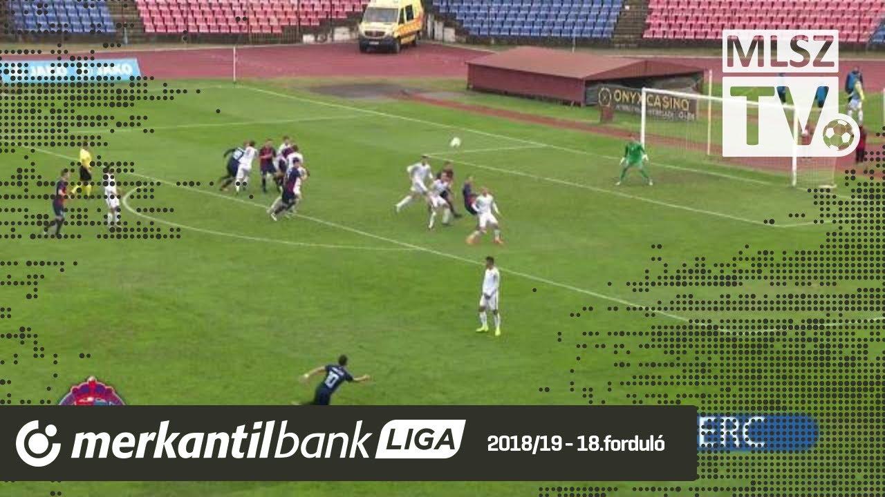 Nyíregyháza Spartacus FC – Soroksár SC | 2-0 (1-0) | Merkantil Bank Liga NB II.| 18. forduló | r