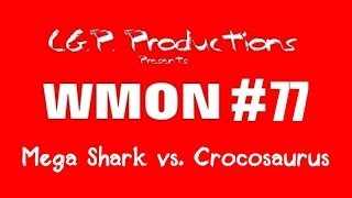 Worst Movies On Netflix #77-Mega Shark vs. Crocosaurus Review