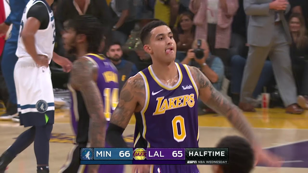 Minnesota Timberwolves Vs Los Angeles Lakers November 7