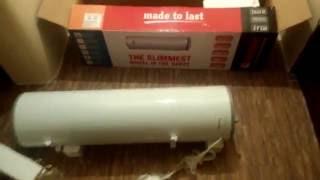 Распаковка бойлера Termex IU 40