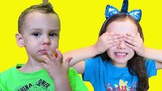Peek A Boo Song Nursery Rhymes & Kids Songs with Ulya and Baby