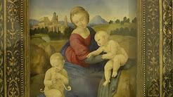 Esterhazy Madonna, Raphael painting of princes and empresses, returns to Eternal City