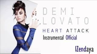 Demi Lovato - Heart Attack (Official Instrumental)