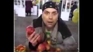 Весёлые уроки чувашского языка 4 - Фрукты и овощи