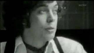 Tim Curry 1969 interview !! In French !! London Cast of HAIR