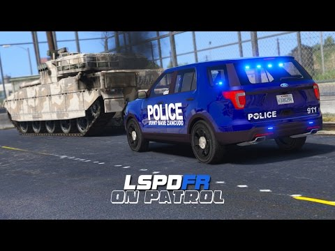 LSPDFR - Day 244 - Military Police
