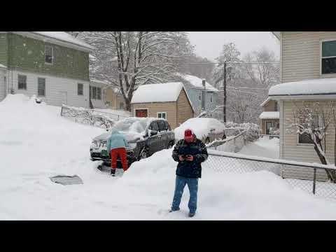 Drone video in Windsor Vt