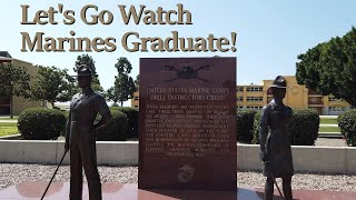 Visiting Marine Corps Recruit Depot San Diego as a Free Man