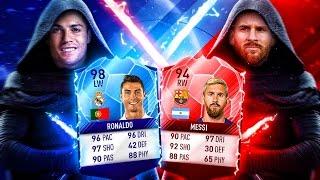 RECORD BREAKER 98 TOTKS RONALDO AND MESSI! THE ULTIMATE EL CLASICO SQUAD! FIFA 17 ULTIMATE TEAM