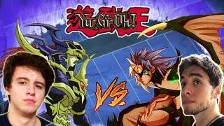 YU-GI-OH DUELO : Gameradioativo vs Felipekc - PARTE 1