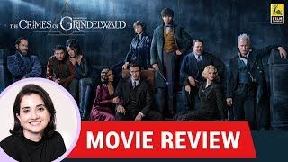Anupama Chopra's Movie Review of Fantastic Beasts: The Crimes of Grindelwald | David Yates