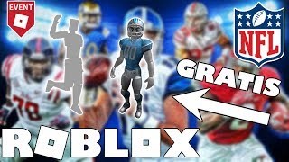 5 NFL EMOTES & 32 RTHROS FREE OBJECTS IN ROBLOX