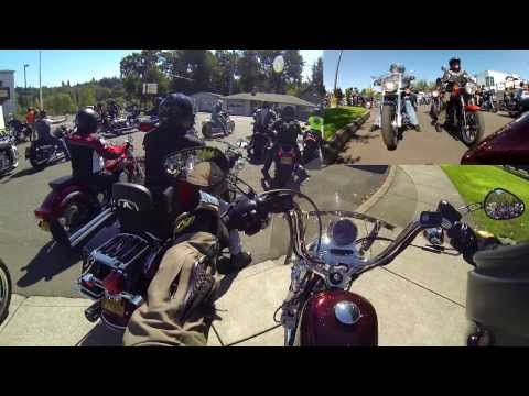 Awesome 400 Mile Ride on the Sportster 72 to Detroit Lake!  | GroupRides