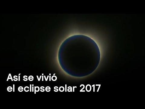 Eclipse solar de agosto 2017: Así se vivió en EE.UU.