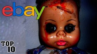 Top 10 Weirdest Things Sold On Ebay - Part 2