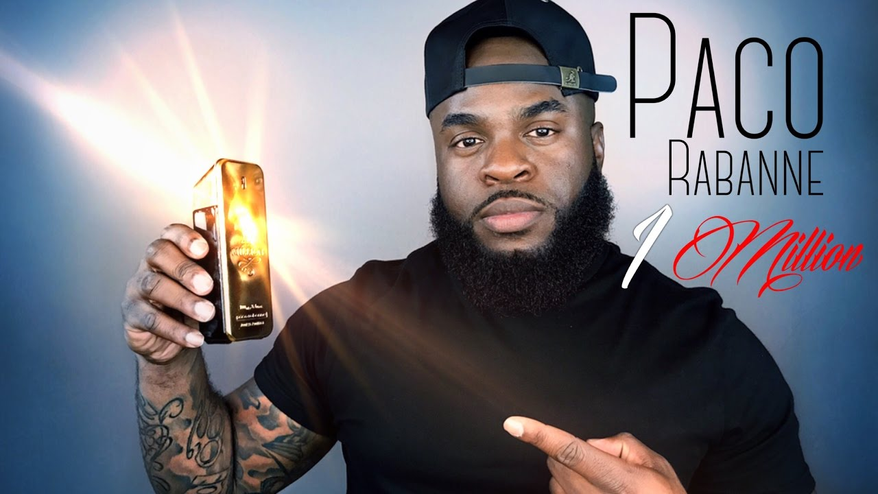 1 Million Fragrance Review Paco Rabanne Mens Cologne Review Youtube