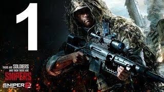 """Прохождение Sniper Ghost Warrior 2 Collector's Edition. Акт 1 """"Нет связи"""""""