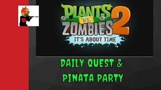MANGO PLAYS: Plants vs. Zombies 2 | 12/15/2018