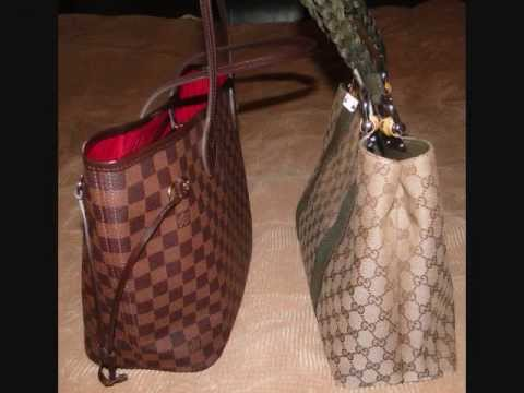 dd332976c865 Gucci, LV Neverfull MM Ebene Damier, Juicy Couture - YouTube